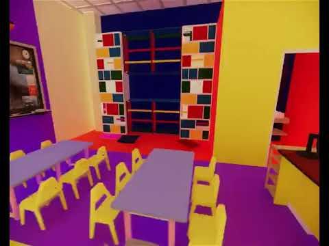 Carousel Learning Academy 3D Floor Plan