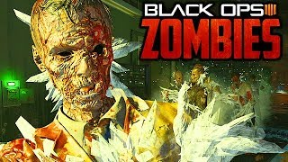 CALL OF DUTY BLACK OPS 4 Zombie Mode Gameplay - Frost Wunderwaffe