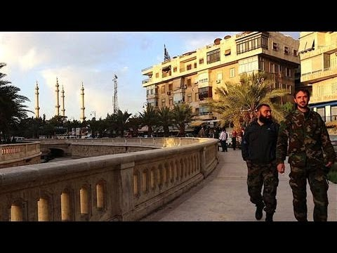 Life in the War-Torn Syrian City of Aleppo