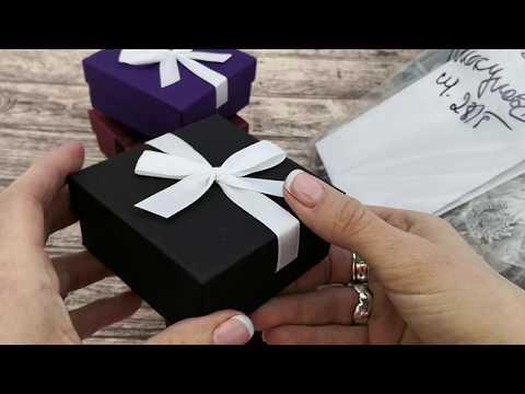 Распаковка посылок с серебряными  украшениями и новинки Фит