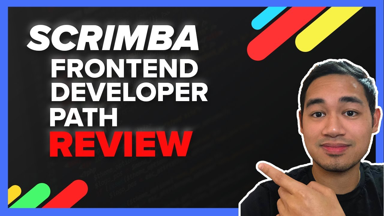 Scrimba Frontend Developer Career Path Course Review