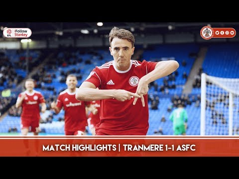 ⚽ MATCH HIGHLIGHTS   Tranmere Rovers 1-1 Accrington Stanley