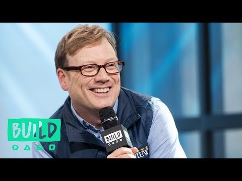 "Andy Daly Discusses His Comedy Central Show, ""Review"""