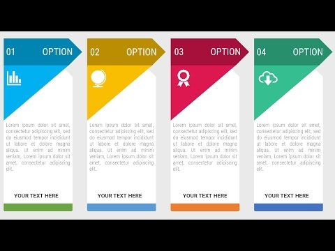 How To Design Brilliant Smart Art Template for Dashboard Presentation: Microsoft PowerPoint Tutorial
