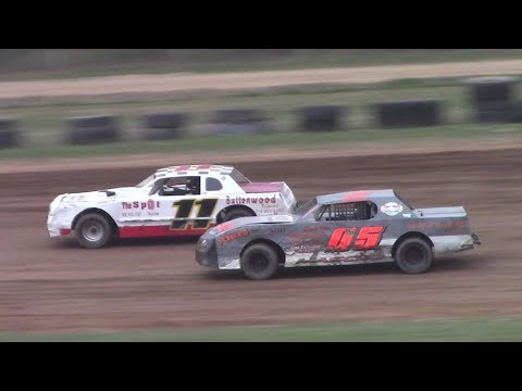 Pure Stock Heat One | McKean County Raceway | 8-17-17