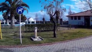 Parque de Campismo Orbitur ÉVORA  2016