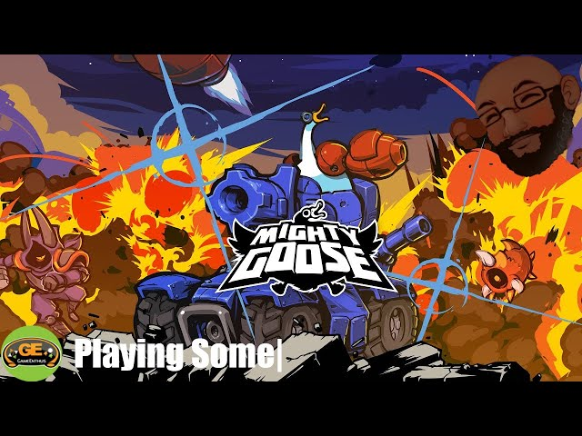 Playing Some|: Mighty Goose (Nintendo Switch)
