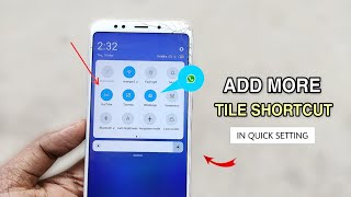 Add More Toogles on Quick Settings   Any Xiaomi Phone   How To Add screenshot 5
