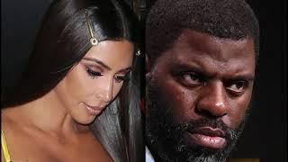 Kim Kardashian defends Kanye West, and goes after Rhymefest , then he responds