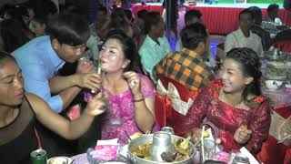 Khmer wedding events, Cambodia wedding ceremony,  Bride Tun Sokry, Groom Un Bunthoeun 15