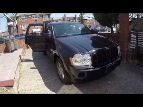 How To Remove Rear Door Panel In Jeep Grand Cherokee 2005 2010 Youtube