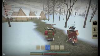 BRITISH DESTROYS THE NATIVES! (Roblox The Northern Frontier)