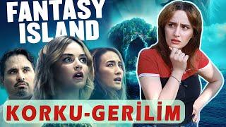 HAYAL ADASI Film Yorumu  Fantasy Island  2020  Korku, Gerilim ve Fantastik Film yabancıfilm