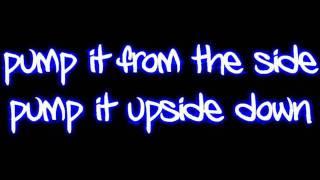 Pitbull feat. T-Pain - Hey Baby (Drop It To The Floor) [LYRICS] on Screen HD HQ