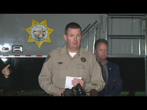 News Conference: Gunman, 3 Female Hostages Found Dead at Veterans Home in Yountville