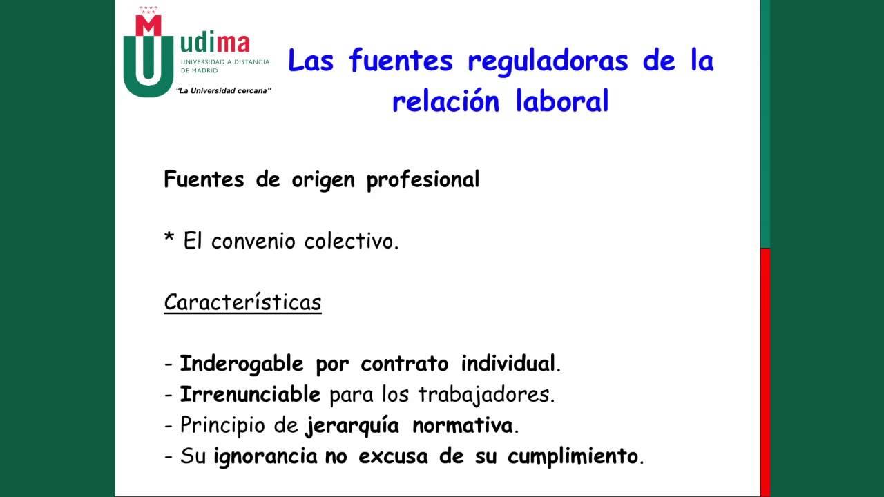 Derecho Del Trabajo Resumen De La Unidad Did 225 Ctica 1 Youtube