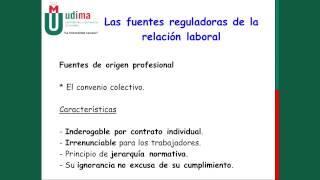 Derecho del Trabajo-Resumen de la unidad didáctica 1