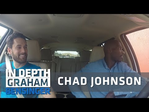 Chad Johnson loves you, fast food employees