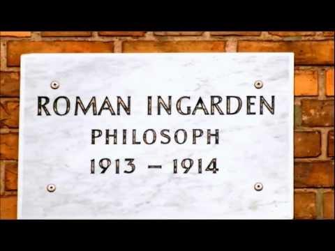 🔴 Roman Ingarden • Philosoph • 1913 - 1914 • Herzberger Landstraße 17 - Göttinger Gedenktafel ...