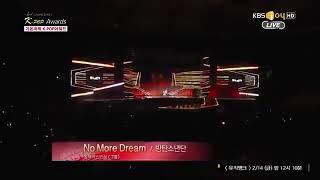 [2014] BTS - No More Dream   3rd GaonChart Music Awards