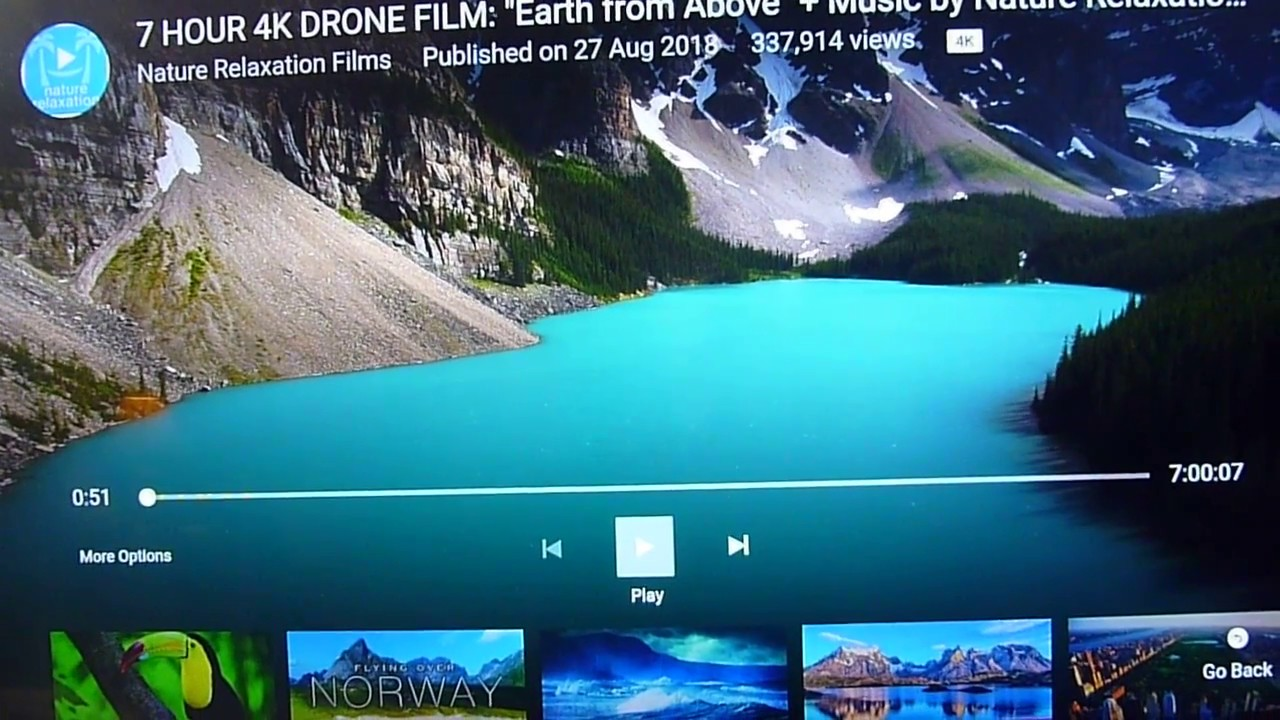 Samsung NU7400 4K UHD BT1886 Picture settings & tips