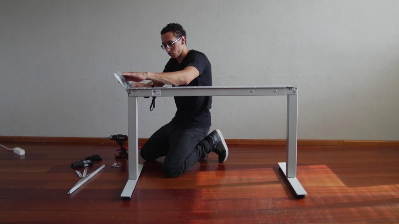 Staand bureau ikea simple bureau tafel hemnes ikea with staand
