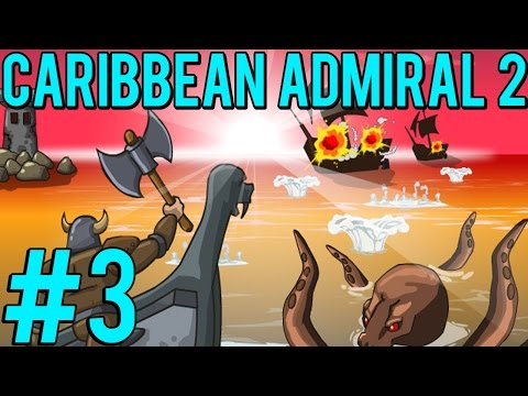 WOJNA Z WIKINGAMI! - Caribbean Admiral 2 #3