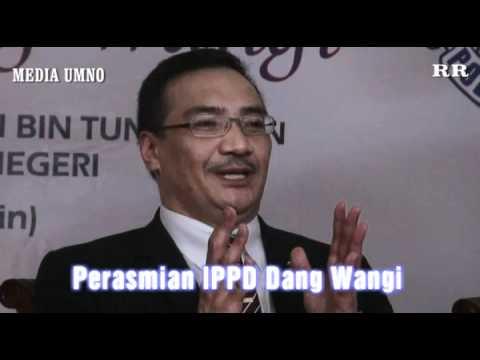 Ucapan Perasmian Olih YB Dato' Seri Hishammuddin Bin Tun Hussein-IPPD Dang Wangi 6-6-2011