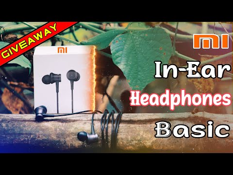 Mi Basic Earphone Review & Giveaway 💚 2020 | Best Earphone Under 500Tk? 🧐 | By ARSpider