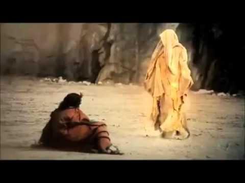 Jacob lucha con el ángel en Peniel