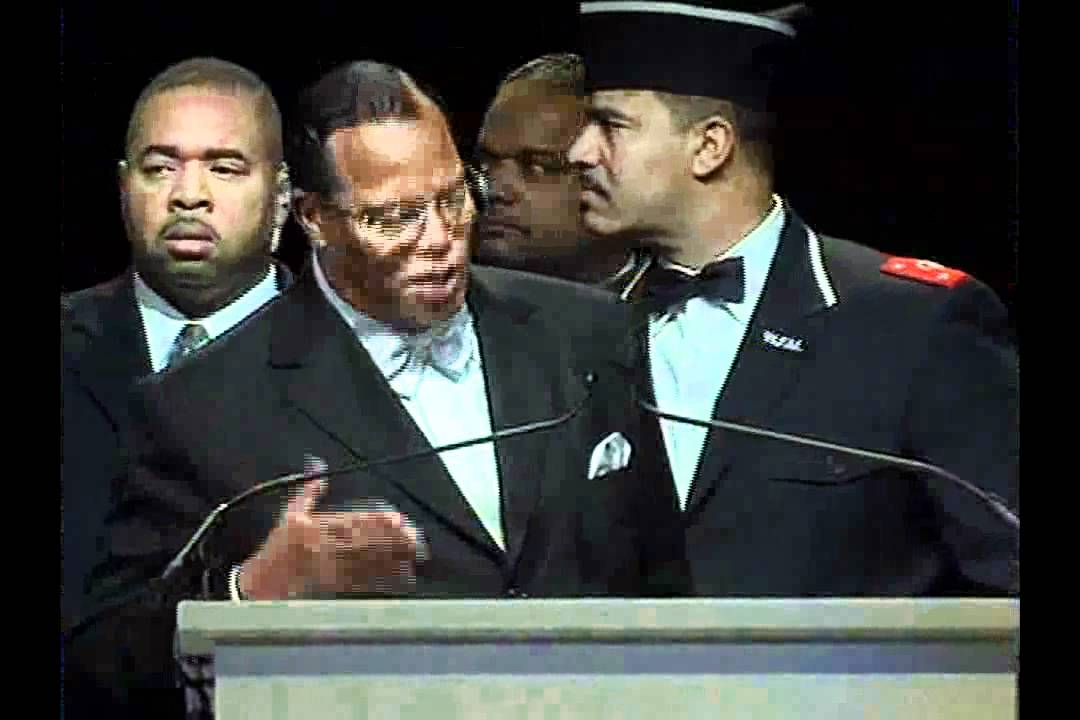 Minister Farrakhan Speaks on Dianetics and the Nature of Devil