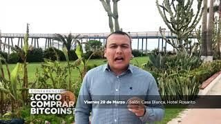 FUNDACIÓN DEL BITCOINS, CRECE TV