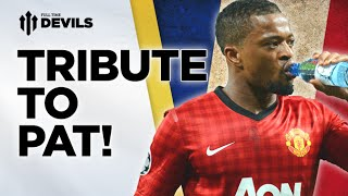 Tribute To Pat | Manchester United Transfer News | FullTimeDEVILS