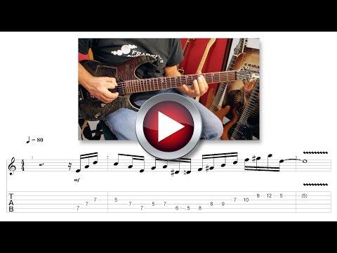 Harmonic Minor Scale - Lesson 2