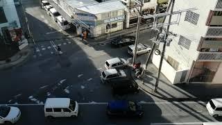 【沖縄】沖縄都市モノレール 【小禄駅→おもろまち駅】 モノレールからの風景