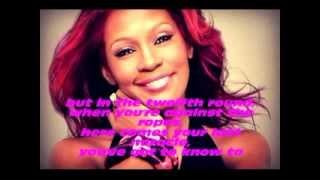 Whitney Houston - Never Give Up - with LYRICS