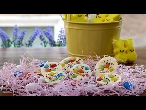 How to Make Jelly Bean Bark   Easter Recipes   Allrecipes.com