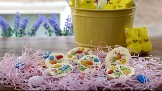 Easter Recipes - How To Make Jelly Bean Bark