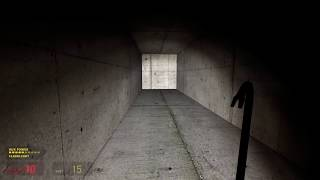 HL2 Secret Vent exploration