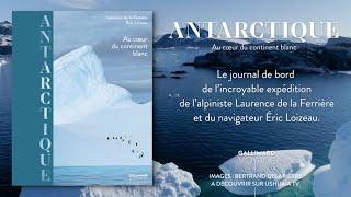 Gallimard Voyage - Antarctique