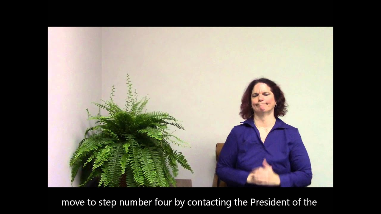 Let Us Know What You Think: Our Complaint Process - YouTube