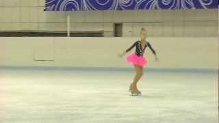 Соревнования по фигурному катанию 2012-11-25 Пермь