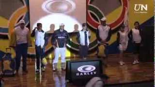 Venezuela estrenará uniformes en los Juegos Olímpicos de Londres 2012