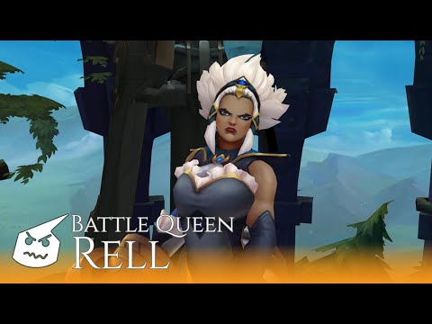 Battle Queen Rell.face