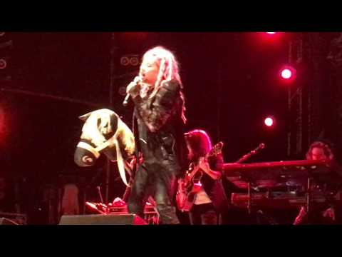 Cyndi Lauper - Greatest Hits Tour live in torino - GruVillag
