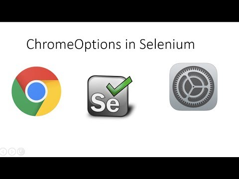What Is ChromeOptions In Selenium WebDriver