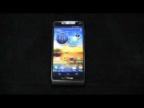 Motorola DROID RAZR M Review Part 2