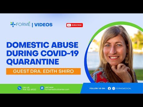 Reflect & Reset with Maria and Gina, Domestic Abuse During Covid-19 Quarantine