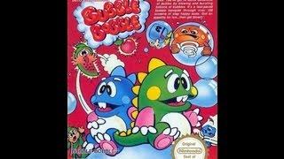 NES Bubble Bobble Video Walkthrough