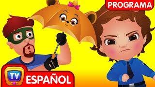 ChuChu TV Policía Huevos Sorpresa - Episodio 12 - Los Amigos Paraguas | ChuChu TV Sorpresa